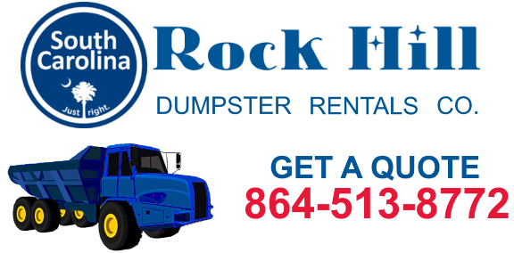 Rock Hill dumpster rental service